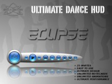 ULTIMATE Dance HUD [ECLIPSE Blue Edition] +25Invites