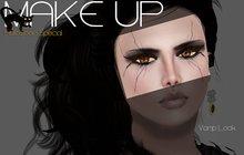 [BLUSH] Halloween Makeup - Vamp Look