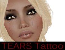 Tears tattoo by Deesselle Destiny copy , no modif  no transfert