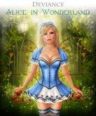 * Deviance *  Alice in Wonderland Fairytale Costume