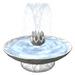 Fountain - White Marble