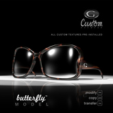 [Gos] - Custom sunglasses – Butterfly™ – Model Version