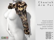 [HANDverk]Arm Fur.cheetah