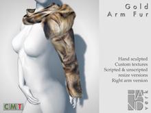 [HANDverk]Arm Fur.gold