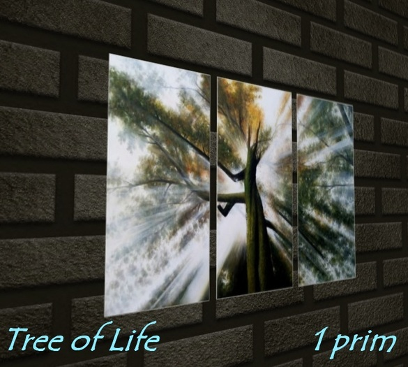 the tree of life canvas