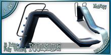 WaterWorks - POOLSLIDE - BLUE