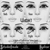 Schadenfreude Wadjet Eyeliner