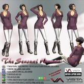 VISTA ANIMATIONS -Sensual Woman AO