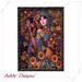 Art Painting ~ Asian Beauty