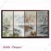 Art Painting ~ Four Seasons Japanese Art