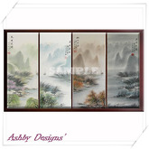 Art Painting ~ Four Seasons Japanese Art
