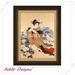 Art Painting ~ Japanese Beauty 6