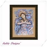 Art Painting ~ Thai Beauty Lady