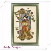 Art Painting ~ Japanese Beauty 12