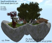 Ecarlate - Small World airs / Petit Monde des airs