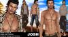 .::NOON::. Josh Shape - Male shapes line