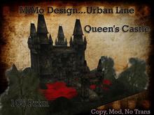 Vampire Creepy Castle 105 PRIM