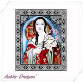 Art Painting ~ Geisha Lady 2