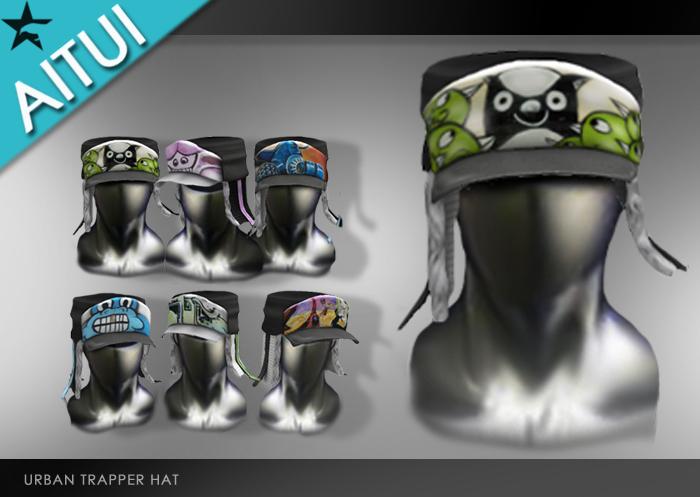 AITUI - Urban Trapper Hat [Unisex]