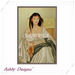 Art Painting ~ In the Presence of Beauty Art ~ Lady