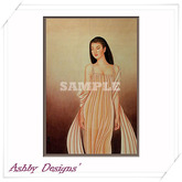 Art Painting ~ In the Presence of Beauty 2 Art ~ Lady
