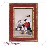 Art Painting ~ Japanese Ladies 3