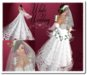 White Wedding  - Dress and accessories
