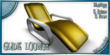 WaterWorks - GLIDE LOUNGE  - YELLOW