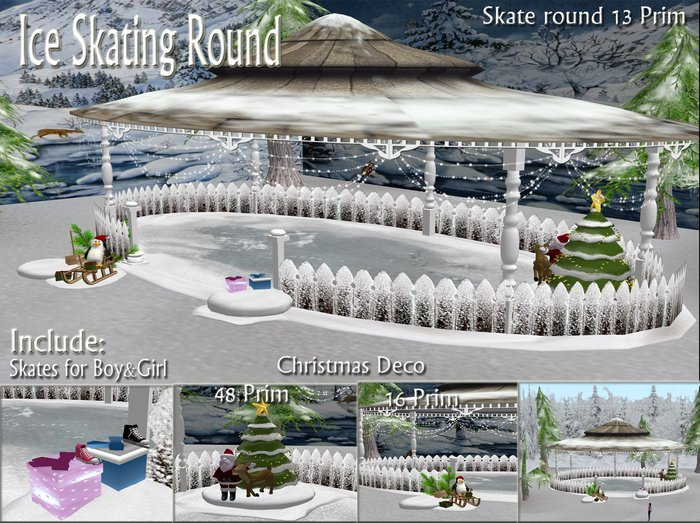 KiO Ice Skating Rink - Sale