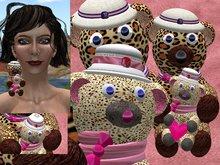 Teddy Bear Pet box