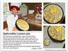Lemon pie (boxed)