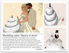 Wedding cake (boxed)