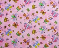 Butterfly Fabric Texture