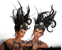 Boudoir Sea witch hair