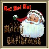 Poof Ho! Ho! Merry Christmas (ho)