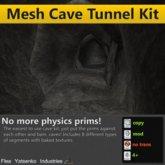 [FYI] Mesh Cave Tunnel Builder's Kit