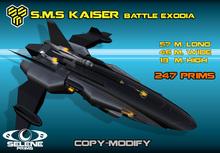 S.M.S. KAISER BATTLE EXODIA / ON SALE 2015