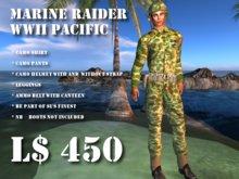 SL Marine Raider Box