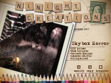 NN Skybox horror HALLOWEEN