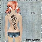 Tattoo ~ Lili Back Tattoo ~ PROMO