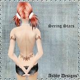 Tattoo ~ Seeing Stars Upper Body Unisex ~ PROMO