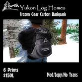 Frozen Gear Carbon Backpack