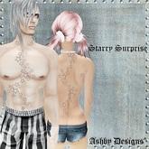 Tattoo ~ Starry Surprise Upper Body ~ PROMO