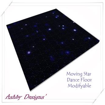 Star Dancefloor / Dance Floor ~ Moving Texture