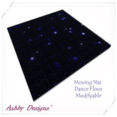Star Dancefloor / Dance Floor ~ Moving Texture