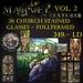 Marvel Church Glasses set Vol. 2 - 26 fullpermed & awesome textures