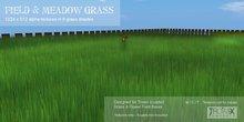 Trowix - Field & Meadow Grass Texture Pack