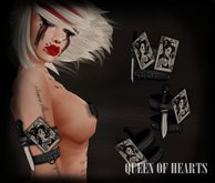 dl:: Queen of Hearts arm strap