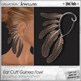 [ glow ] studio - Ear Cuff Guinea Flow