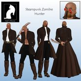 KM Steampunk Zombie Hunter Avatar